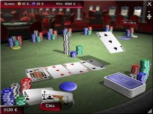 Judi Poker Pro - Texas Holdem