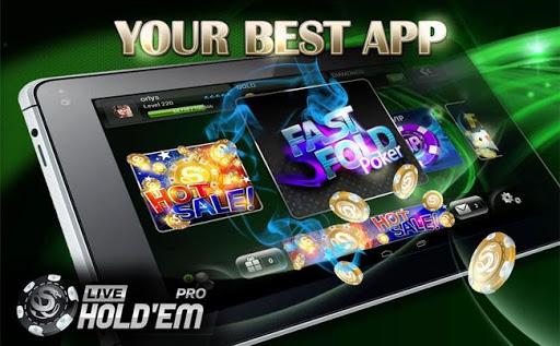 Judi Poker Pro - Texas Holdem Online
